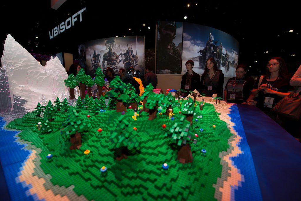 Sony Expo Gallery